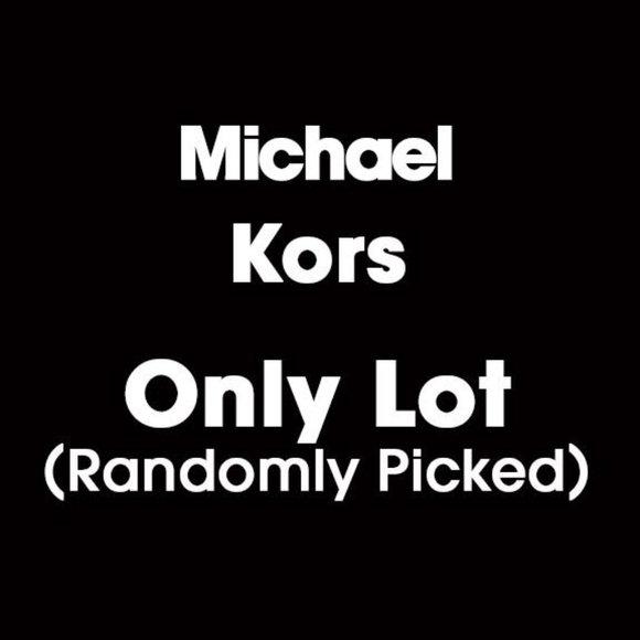 Sample Lot - MICHAEL KORS Lot,3-5 Units, $200-$250